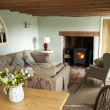 Fursdon Cottage Sitting Room
