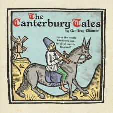 Canterbury Tales by David Mynne